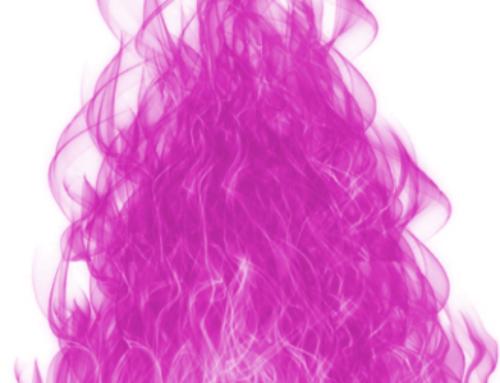 Flammes Sacrées – Flamme Rose