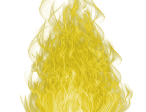 Flammes Sacrées – Flamme Jaune